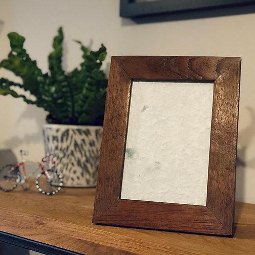 Reclaimed Teak Photo Frame - large