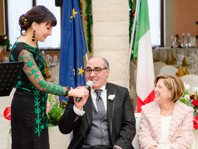 Rosanna e Giorgio - Foto di Samuele Pelligra