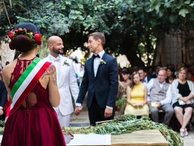 Alessandro e Alessio - Foto di Samuele Pelligra