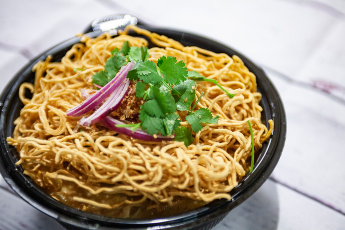 Kow Soy Crispy Noodle