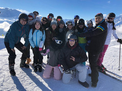 2019 Winter lab outing