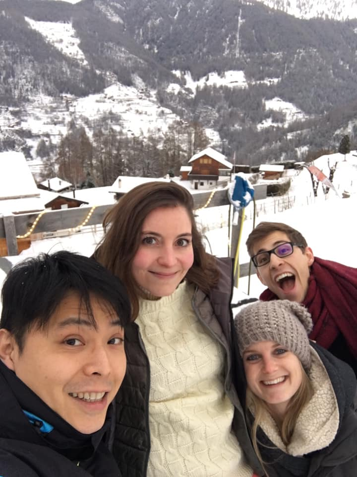 2019 Winter lab retreat