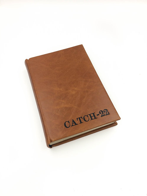 Catch-22 by Joseph Heller, Full leather binding 1962