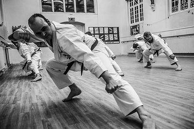 Wado Kai Karate Lesson