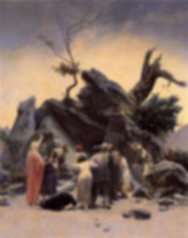 Anigoni - The Raising of Lazarus