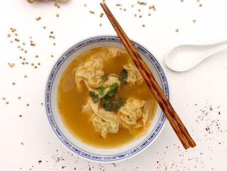 La recette de la Wonton Soup