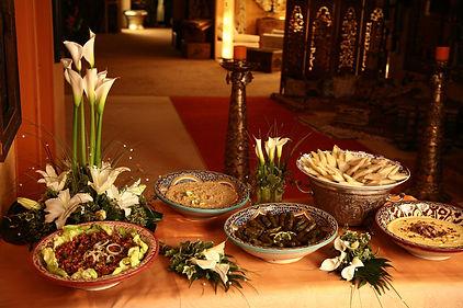 Alhambra Traiteur marocain Lausanne