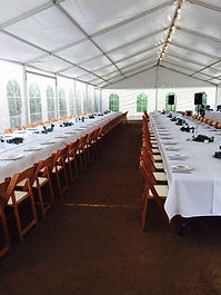 DD Event Hire 10m Marquee