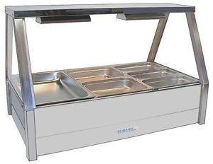 Hot Food Bar 6 Tray