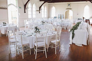 DD Event Hire Round Tables with Tiffany Chairs.jpg