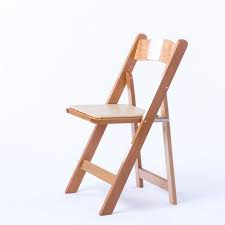Wooden Americana Chair