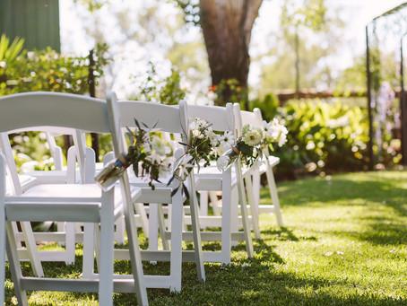 Wedding Ceremony Times