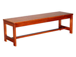 Wooden Bench Seat 1.2m