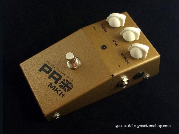 Del Rey Custom Shop Pro MKI +