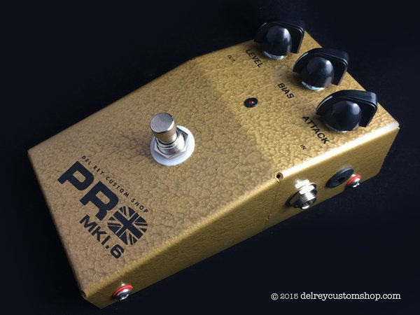 Del Rey Custom Shop Pro MKI.6