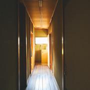 二階はかつての住居スペース