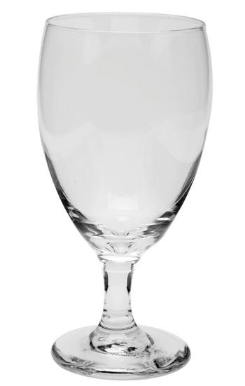 Oliver Glass Water Goblets, 16.25 oz.