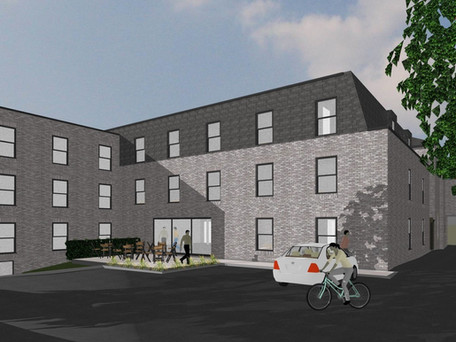 Ending the year strong- Three storey hotel extension approved!