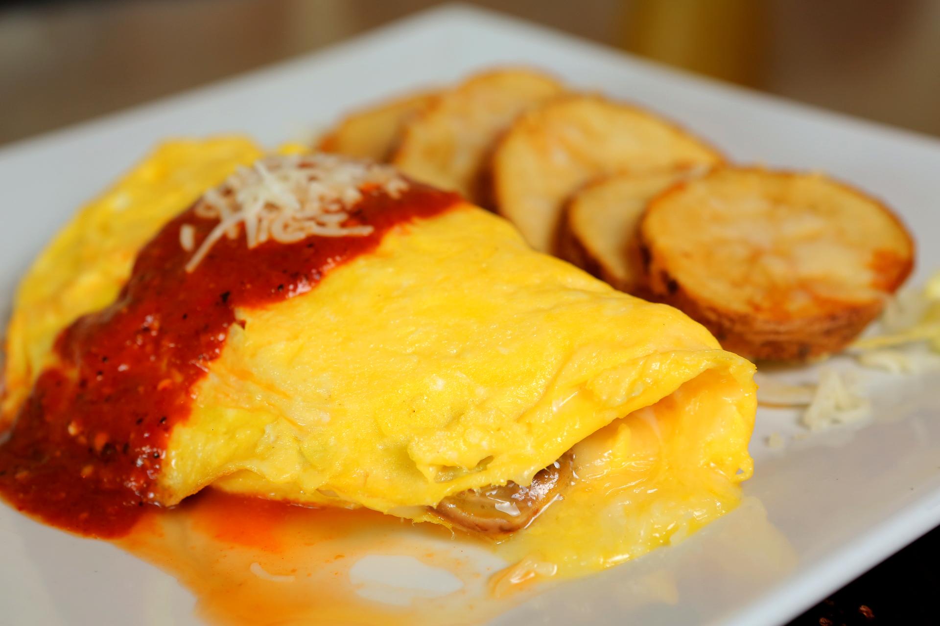 Amorelia Omelette