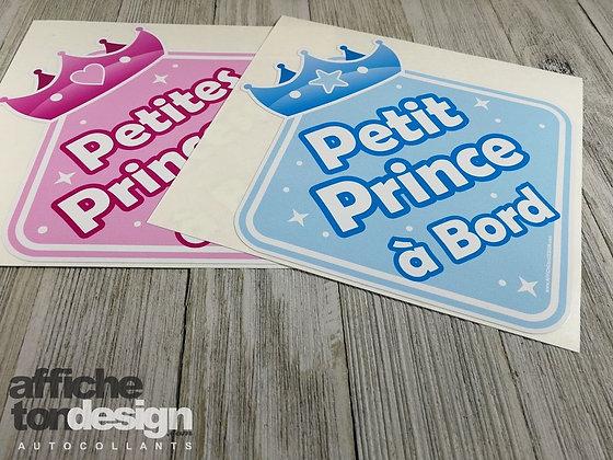 Petit(s) prince(s) et Petite(s) princesse(s)