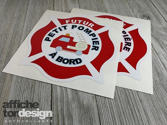 Futur(e) petit(e) pompier(ère)