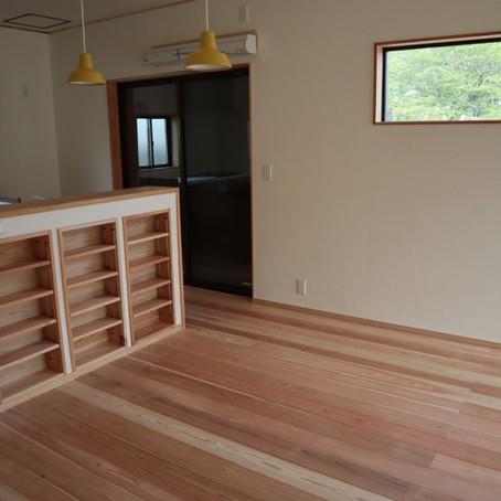 住宅木質化(木の家)で新型コロナウィルス等に立ち向かってみる