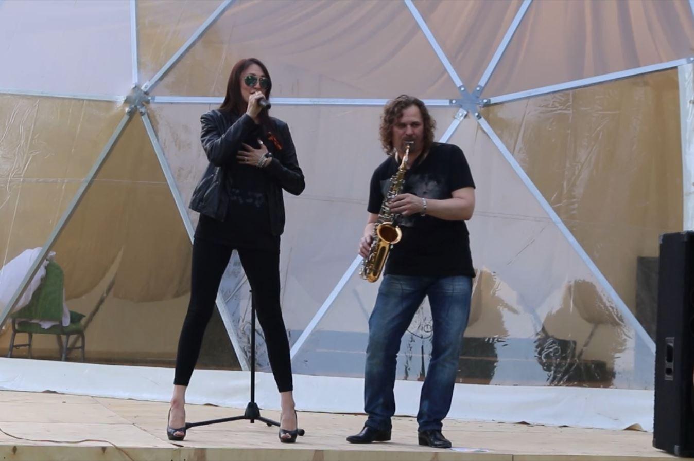 С Татьяной Лихачевой