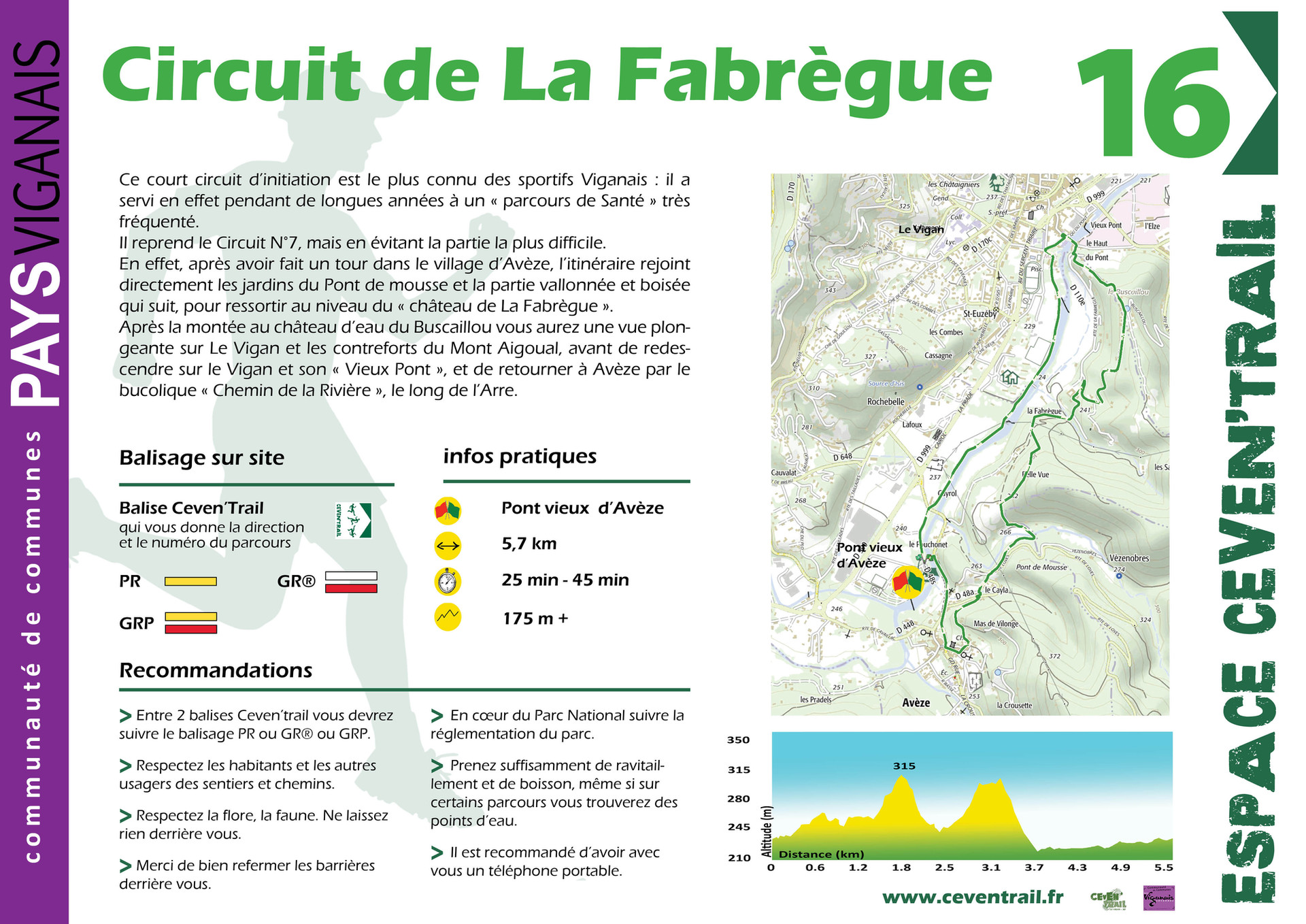 16- Circuit de La Fabrègue