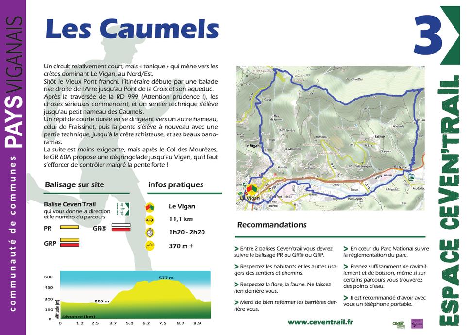 3- Les Caumels