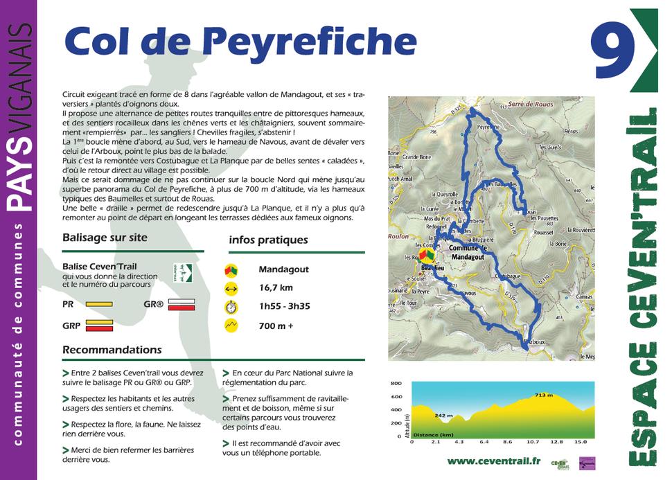 9- Col de Peyrefiche