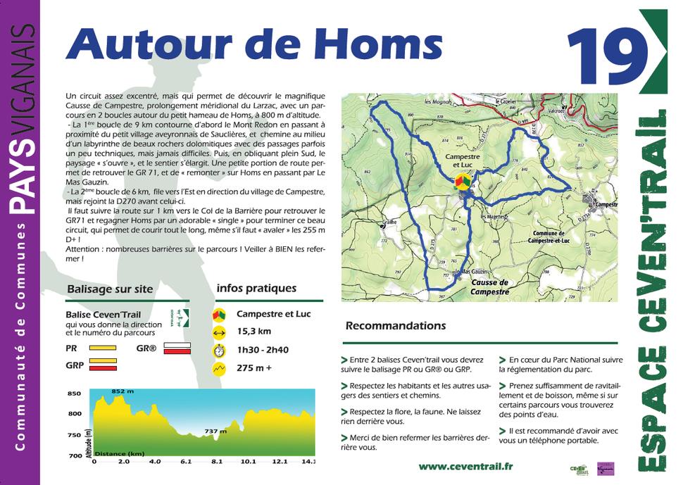 19- Homs et le Causse de Campestre