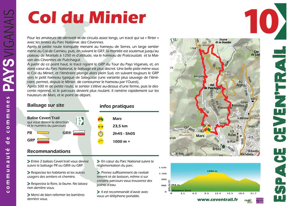 10- Col du Minier