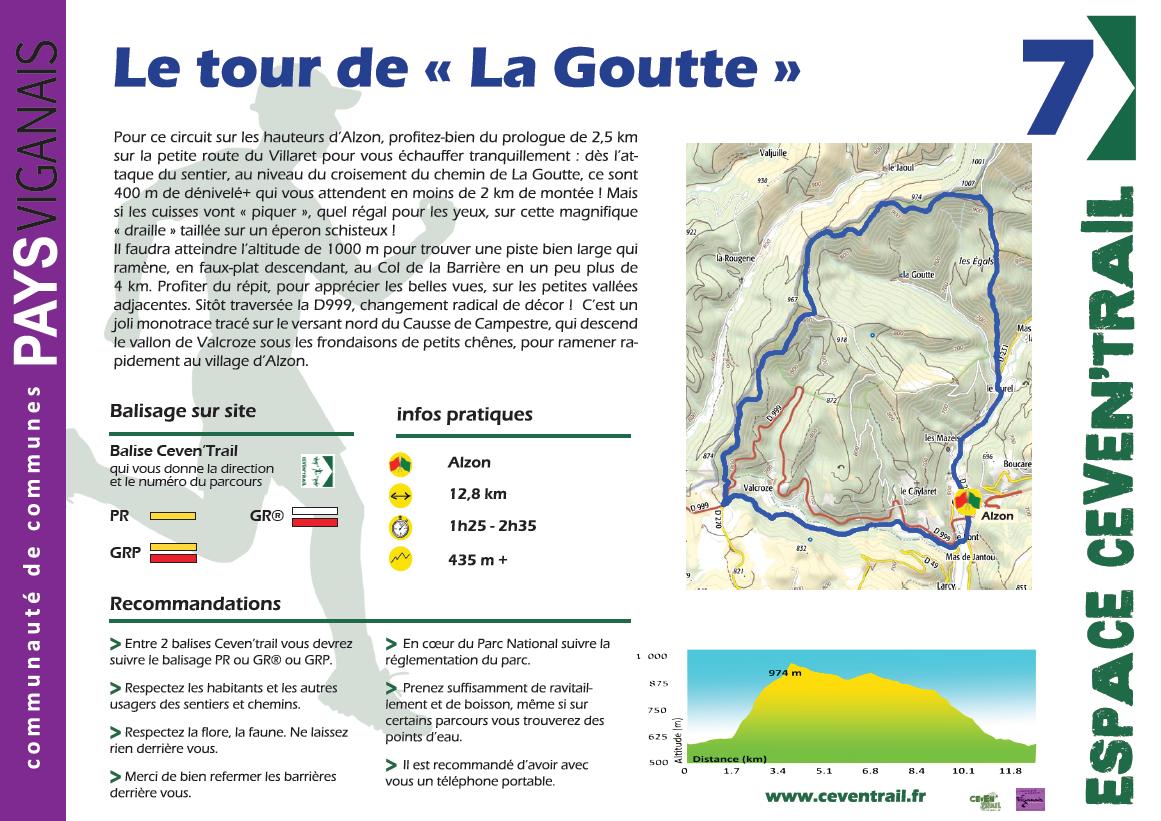 7- Le tour de La Goutte