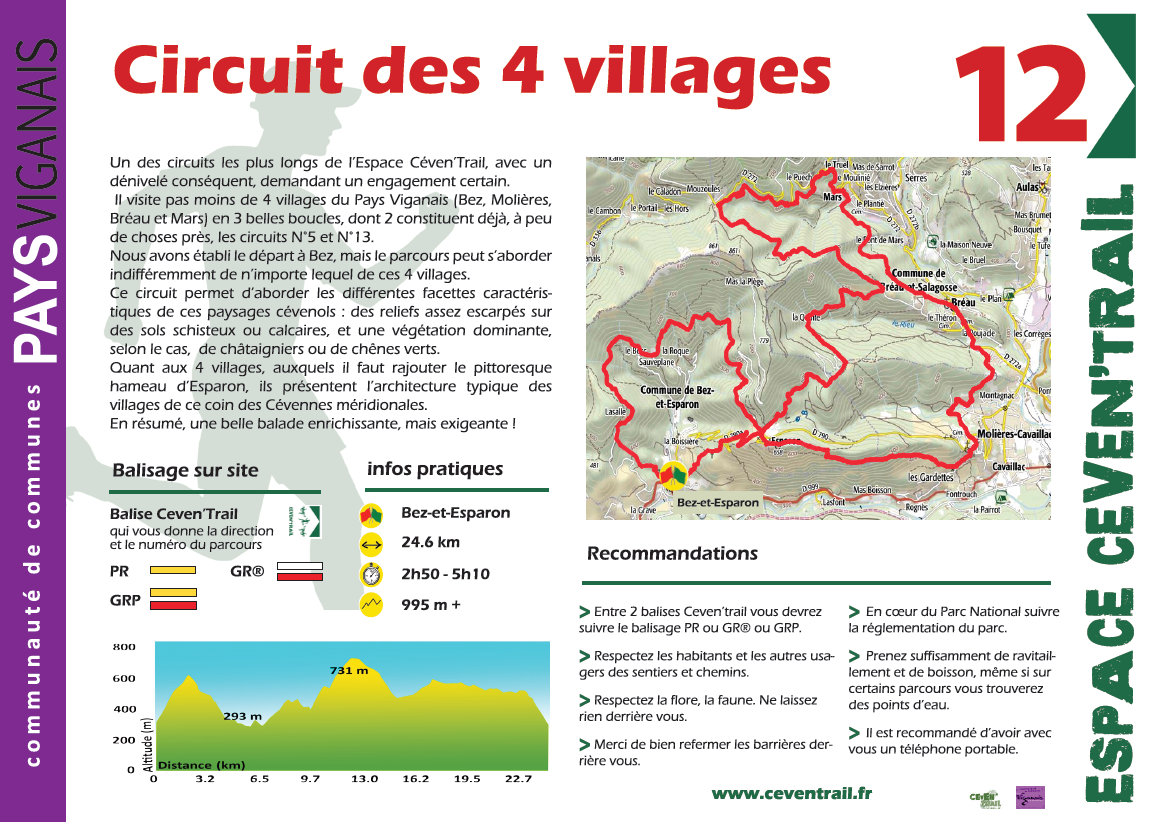 12- Circuit des 4 villages
