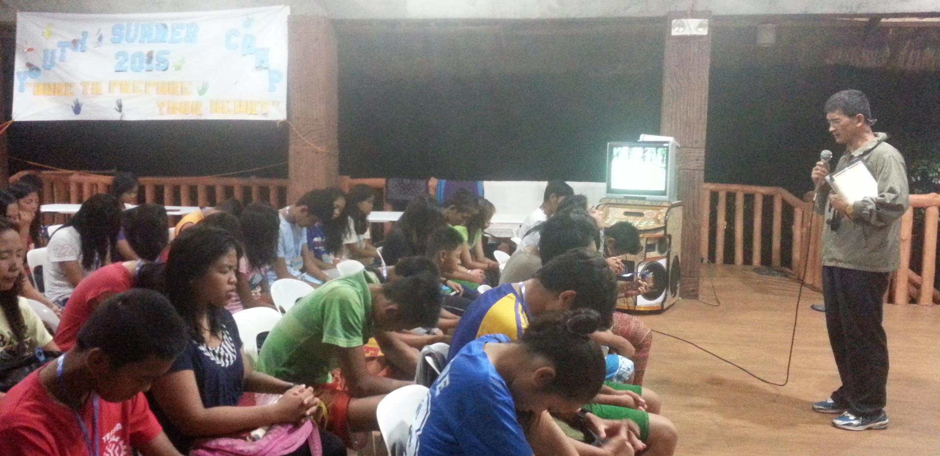필리핀 선교