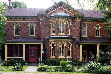 Kimmell House Inn Cafe and Tea Room