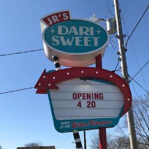 JR's Dairy Sweet Drive-In