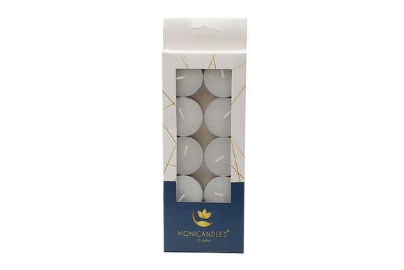 Vela Tea-Light Set A x 10 U pequeño