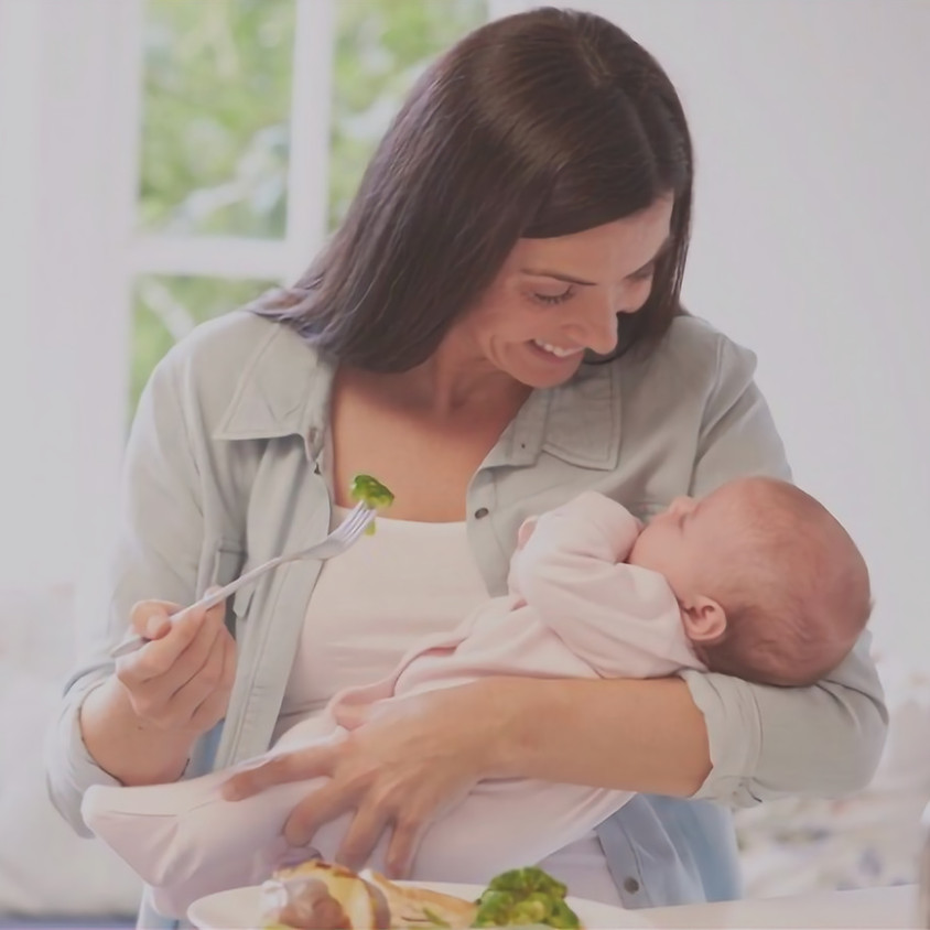 Nutrition Matters: Supporting the Postpartum Mom