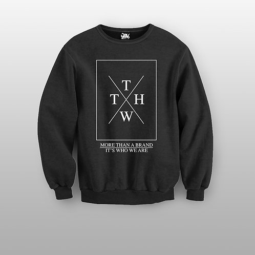 Motto Crewneck Sweater
