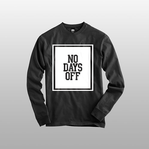 NO DAYS OFF Long sleeve