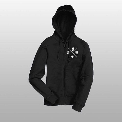 OE Pocket Zip Up hoodie