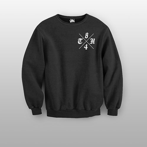 OE Pocket Crewneck Sweater