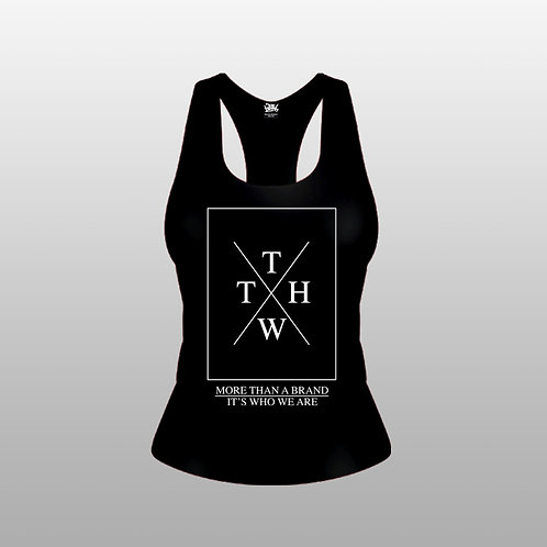 Motto Womens tank tops