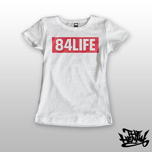 84 LIFE Womens tee