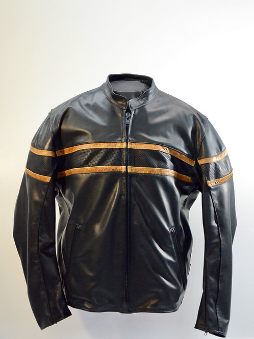 905 - Mens Leather Jacket