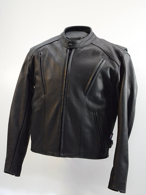 901V - Men's Leather Jacket