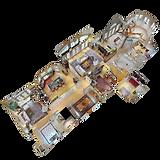Eagle eye imagery 3D Tour Dollhouse View