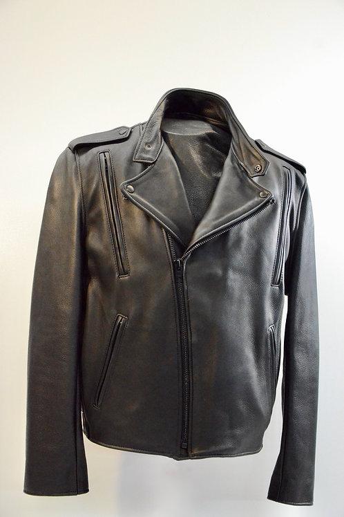 374V - Men's Leather Jacket