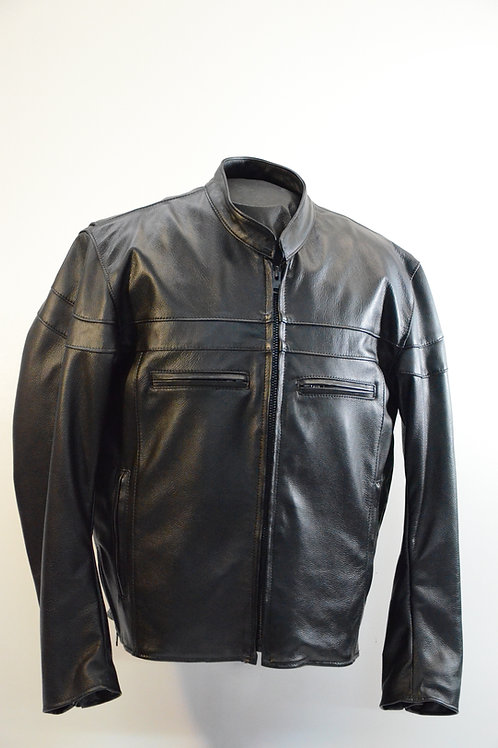 904- Mens Leather Jacket